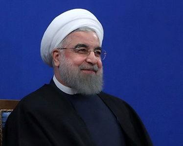 روحانی وارد استان قزوین شد