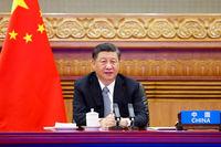 تماس تلفنی رییسی و رییس جمهور چین