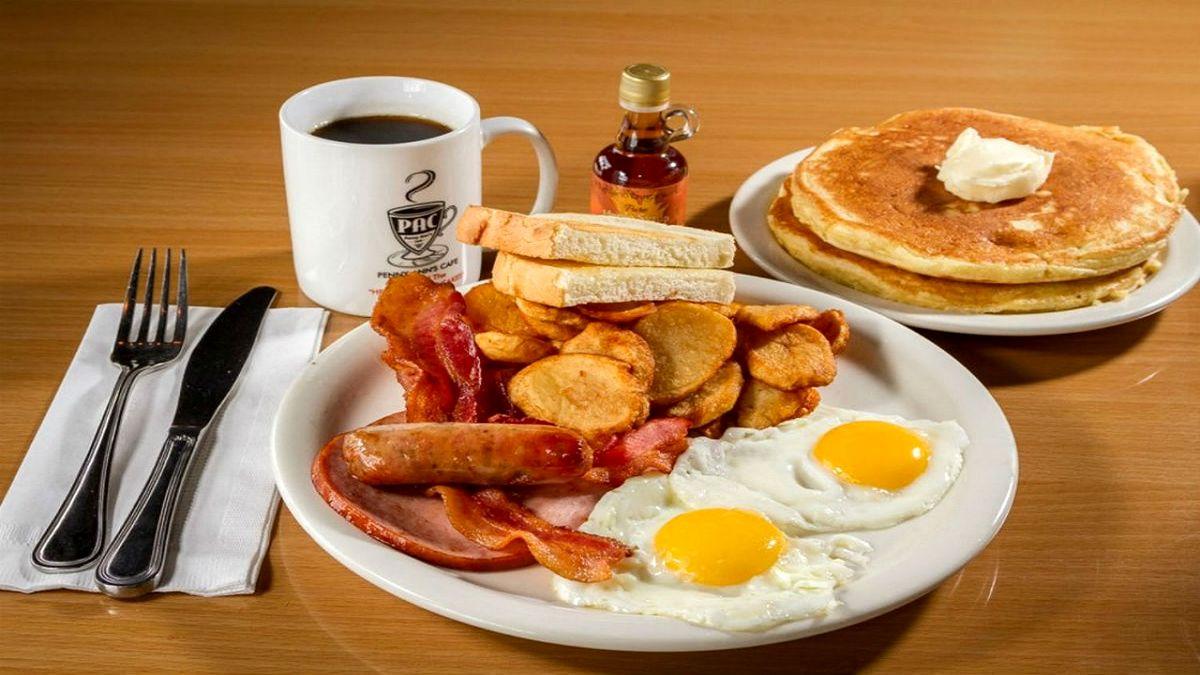 این صبحانه باعث چاقی شکمی می شود