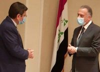 رایزنی همتی با نخست وزیر عراق