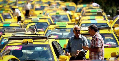 سالانه ۴.۲میلیون سفر در تهران با تاکسی انجام میشود/ عمر ناوگان تاکسیرانی ۶.۸سال است