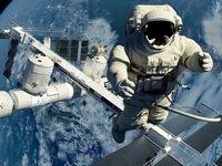 استخدام فضانورد جدید در روسیه