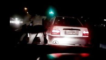 پلیس با تیراندازی به فرار ۲۰دقیقهای سارق پراید پایان داد