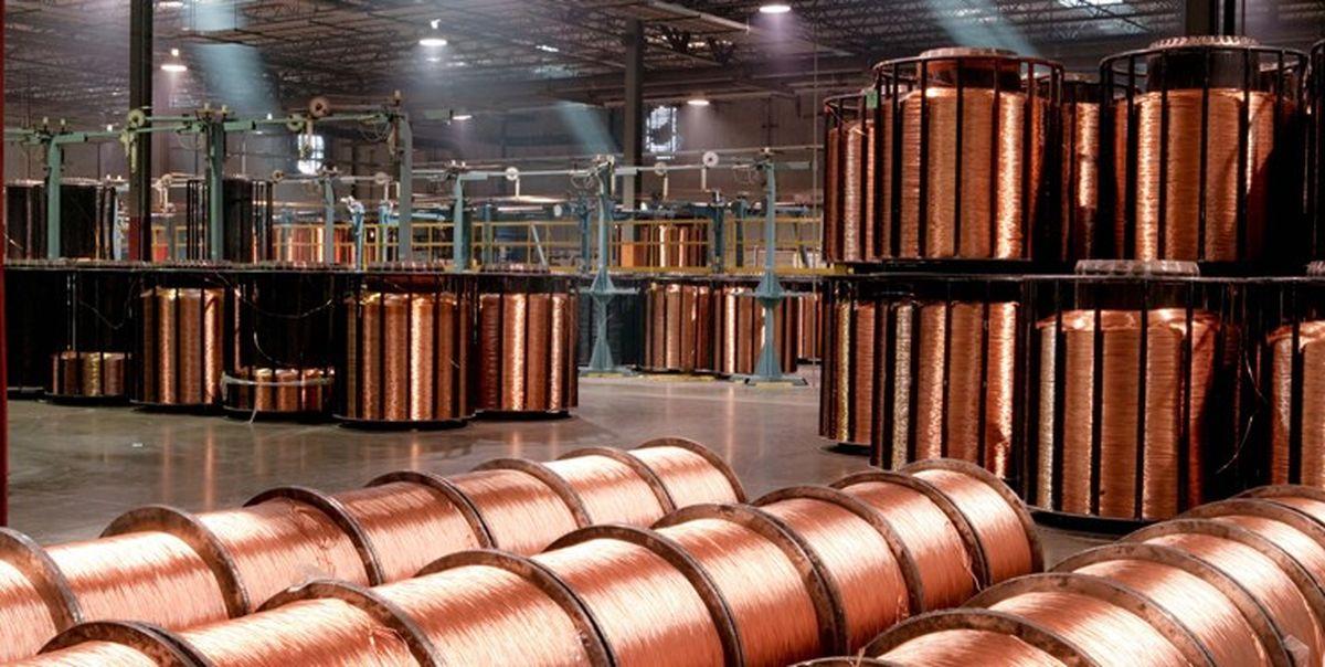 افزایش قیمت انواع فلزات اساسی در بازار بورس لندن