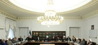 گفتوگوهای جلسات شورای عالی انقلاب فرهنگی محرمانه است