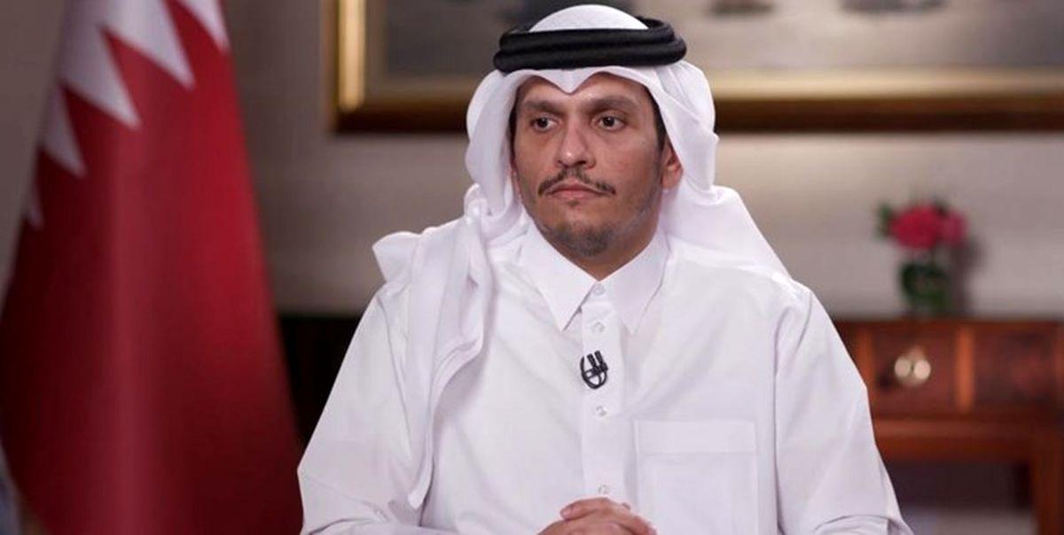 استقبال قطر از اظهارات ولیعهد سعودی درباره ایران