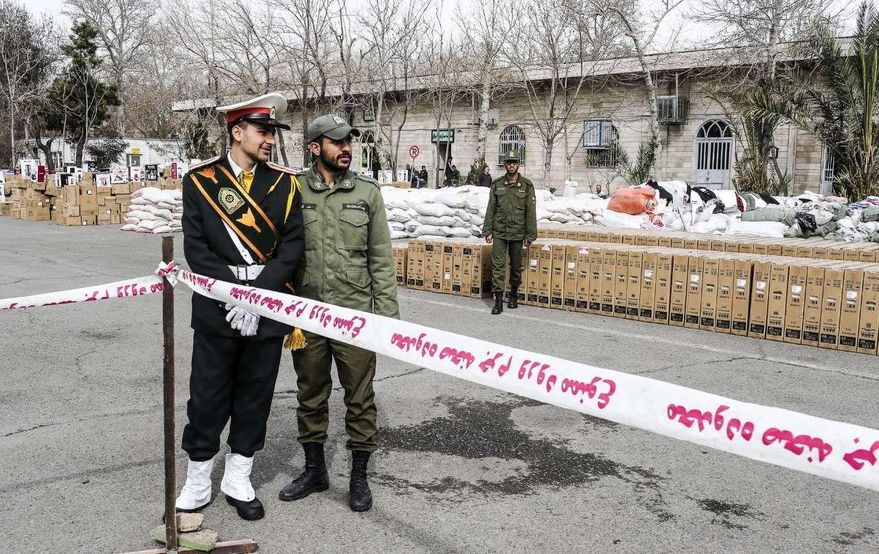 دستگیری سارقان حرفه ای و سابقه دار