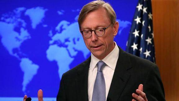 برایان هوک: راهبرد ما در قبال ایران تغییر نکرده است