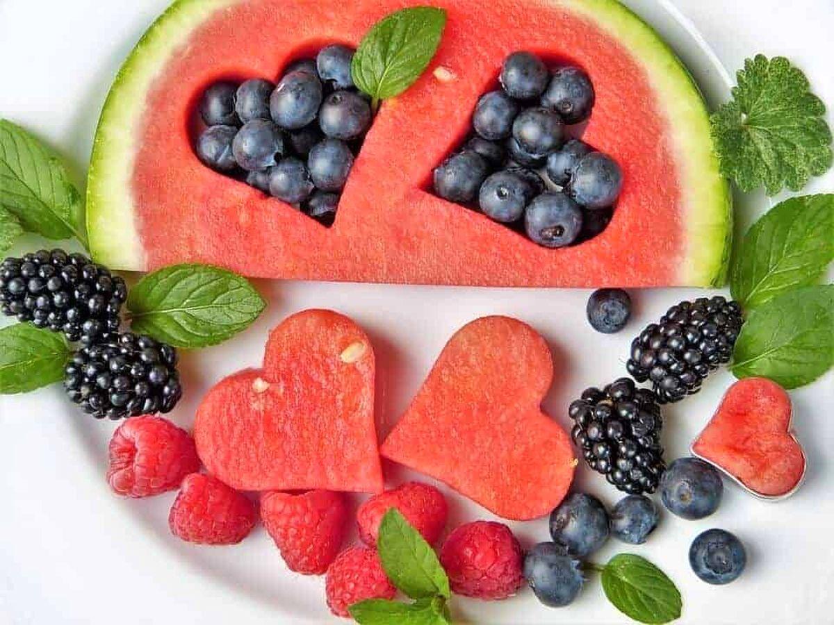 میوه و سبزی سپری مقاوم در برابر استرس