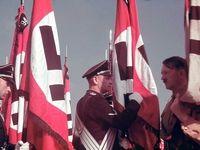 تصاویر دیده نشده از هیتلر و حزب نازی +عکس