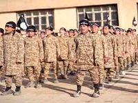 تروریستهای داعشی یگان رزمی از کودکان تشکیل دادند