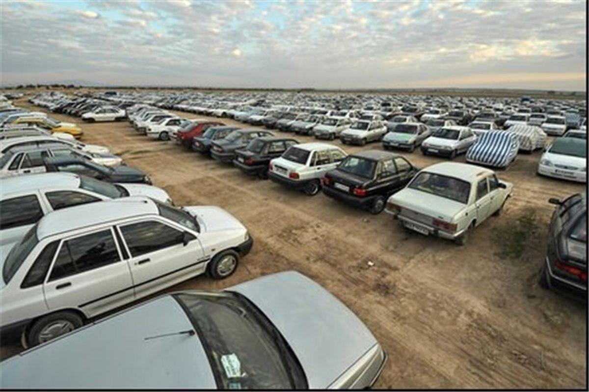 اصلاح نحوه دریافت هزینه پارکینگ در مرز مهران