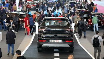 گزارش تصویری اقتصادآنلاین از نمایشگاه بین المللی خودرو تهران (۲)