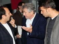 بازیگر ایرانی در کنار سوپراستار هالیوود +عکس