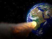 برخورد سیارکها با زمین به رفع خشکسالی کمک میکند؟!