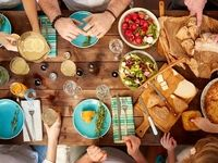 چطور زمان غذا خوردن بر اندازۀ شکمتان تاثیر میگذارد؟