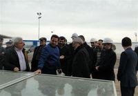 بازدید آخوندی از ترمینال فرودگاه امام +عکس