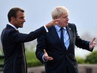 ورود رهبران کشورهای عضو گروه هفت به فرانسه +تصاویر