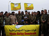 واکنش کردهای سوریه به توافق ترکیه و آمریکا