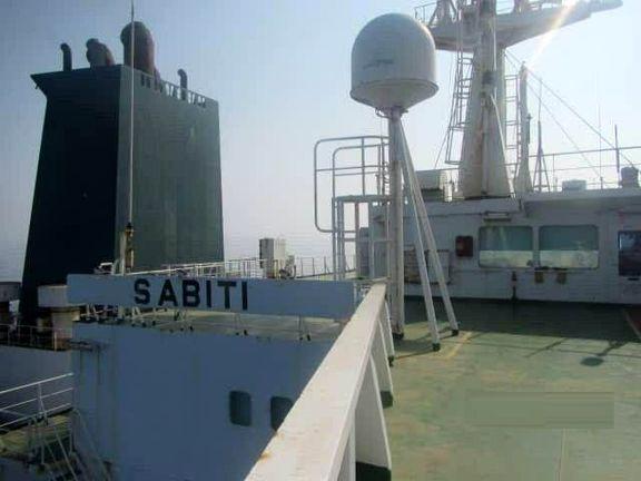 تصاویر جدید از بدنه نفتکش آسیب دیده ایران در دریای سرخ