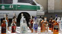 تلفات کشتههای مشروبات الکلی به 5نفر در خراسان