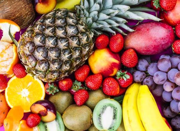 مصرف میوه