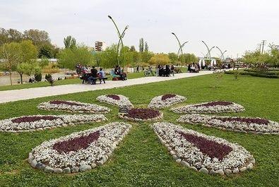 نهمین جشنواره گل و گیاه ارومیه