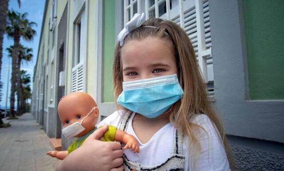 امکان انتقال کووید-۱۹ از کودکان به بزرگسالان ضعیف است