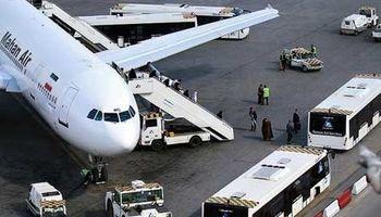 هواپیمایی ایران با وجود تحریمها همچنان فعال است
