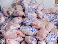 قیمت مرغ منجمد تنظیم بازاری ۱۳۵۰۰تومان تعیین شد