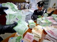 ایتالیا معدن یوروهای تقلبی