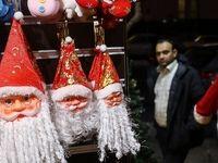خرید کریسمس در تهران +تصاویر