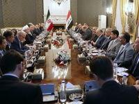 مشکلات منطقه باید از طریق گفتوگو حل شود/ تاکید بر گسترش مناسبات همه جانبه تهران–بغداد