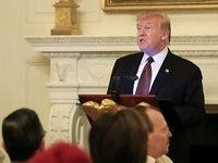 برگزاری مراسم افطار در کاخ سفید