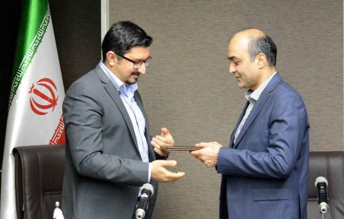 رییس جدید اداره روابط عمومی بانک تجارت معرفی شد