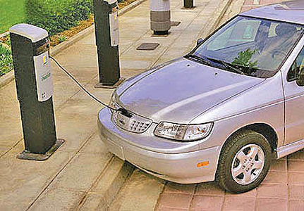 خودروهای برقی ۷۷ درصد ارزانتر میشود