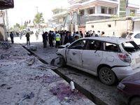 انفجار انتحاری در افغانستان جان ۵۰ تن را گرفت +تصاویر