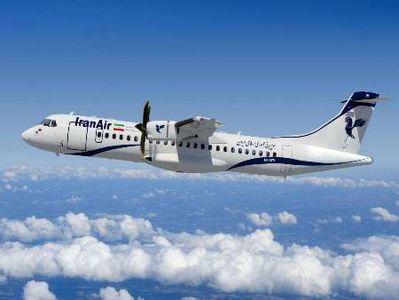 نخستین هواپیمای ATR هفته آینده وارد ایران میشود