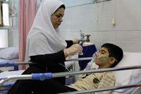 کمبود لوازم معمولی پزشکی برای کنترل عفونت