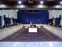 روحانی: جنگ اقتصادی از سال ۹۷ آغاز شده است