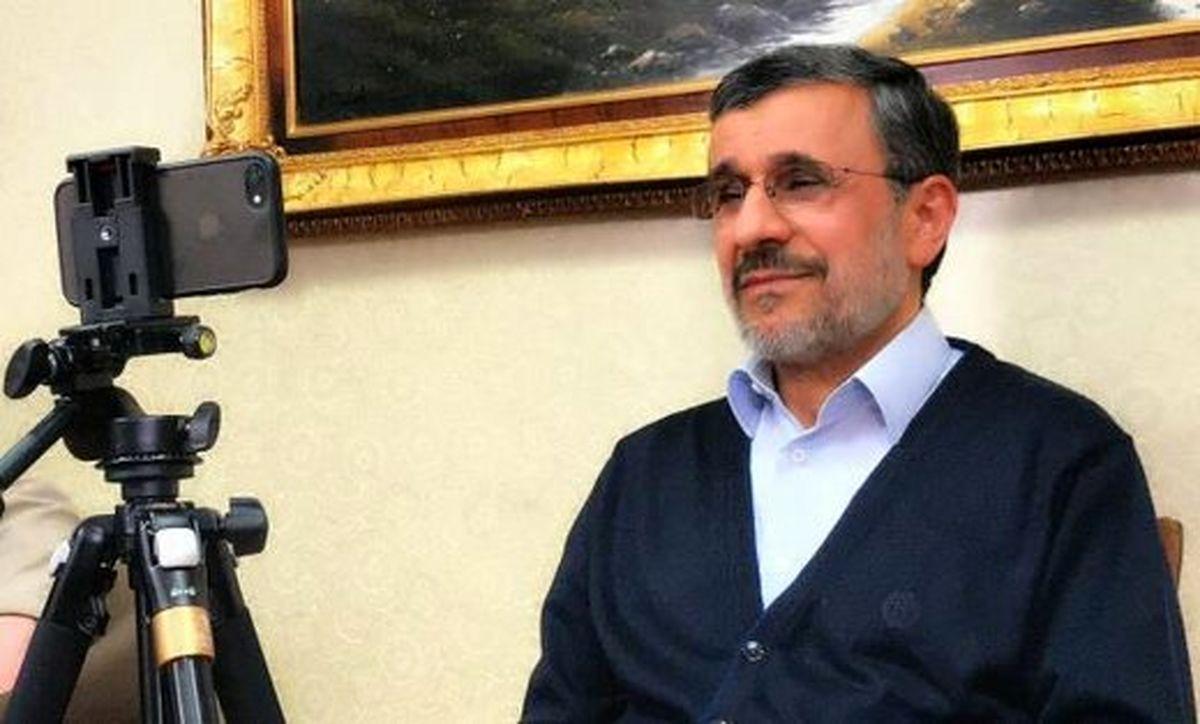 خبر جعلی یک روزنامه علیه احمدی نژاد