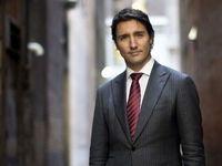 دیدار جالب نخست وزیر کانادا با مردم در مترو +فیلم