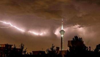 پیشبینی توفان در پایتخت تکذیب شد