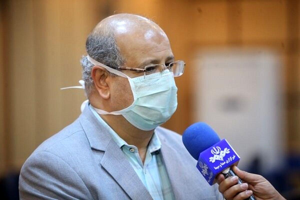 افزایش حدود ۱۰ درصدی مراجعین و بستریهای کرونایی در تهران