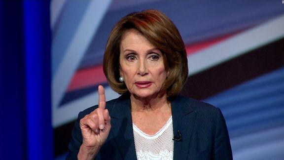 نانسی پلوسی: گزینهای جز استیضاح ترامپ وجود ندارد