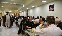 آمادهسازی سفره افطار در مهمانسرای حرم امام رضا(ع) +عکس