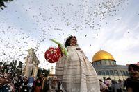 حال و هوای عید فطر در سراسر جهان +تصاویر