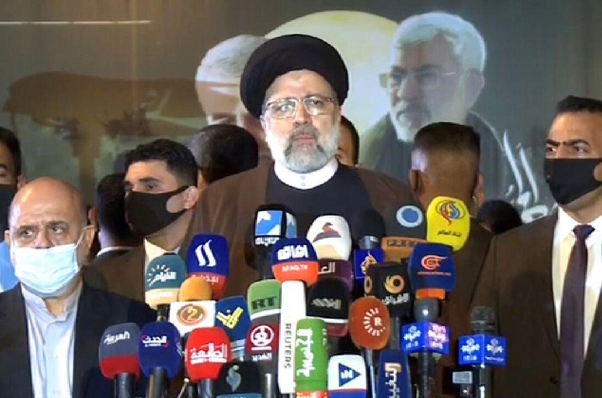 رییسی: شهیدان سلیمانی و المهندس به امت اسلامی تعلق دارند