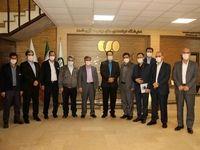 افزایش همکاری بانک سینا و صنایع مس شهید باهنر درخصوص تامین سرمایه در گردش