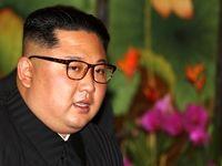 حضور رهبر کرهشمالی در سالگرد تولد پدرش +فیلم